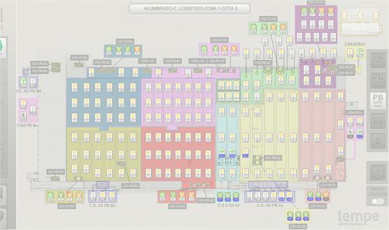 Building arisnova ingenier a de sistemas for Oficinas iberdrola valencia