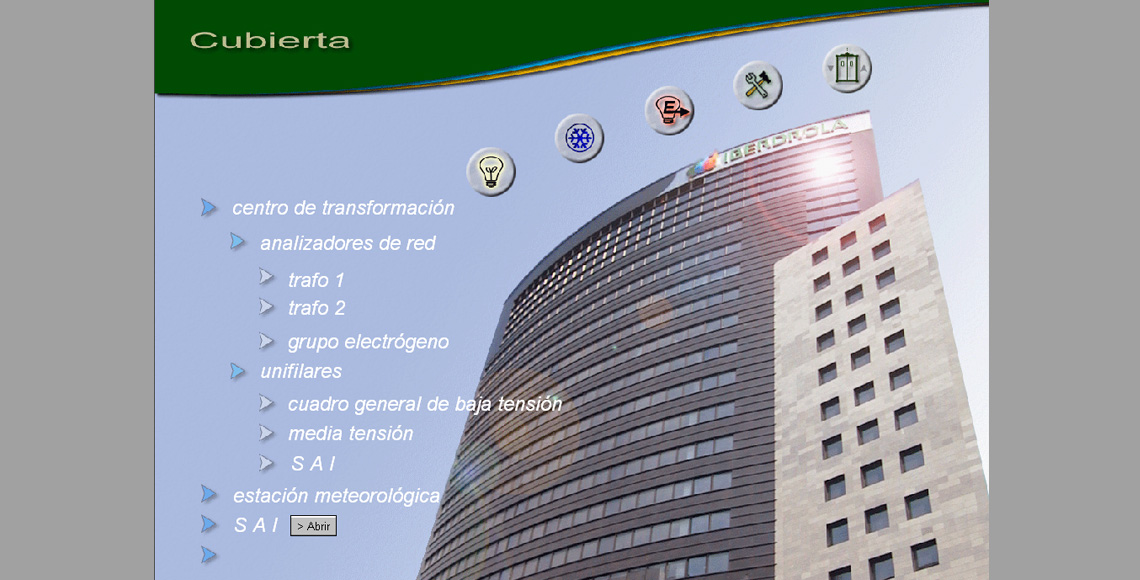 Edificio oficinas iberdrola arisnova ingenier a de - Oficina iberdrola madrid ...