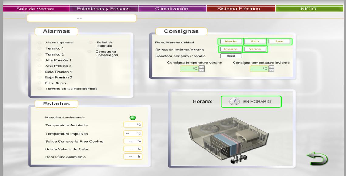 Centro comercial ondara eroski arisnova ingenier a de sistemas - Oficina iberdrola alicante ...